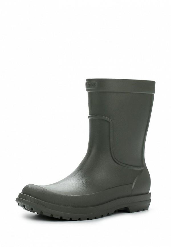Резиновые сапоги Crocs 204862-3M9