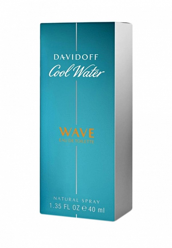 Туалетная вода Davidoff Cool Water Wave 40 мл