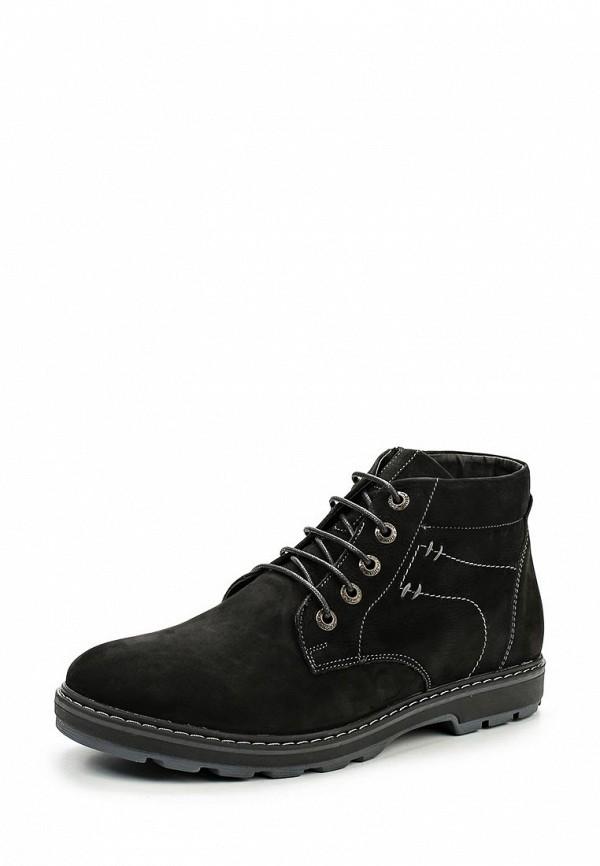 Ботинки Der Spur 18SE_304_02_BLACK.N