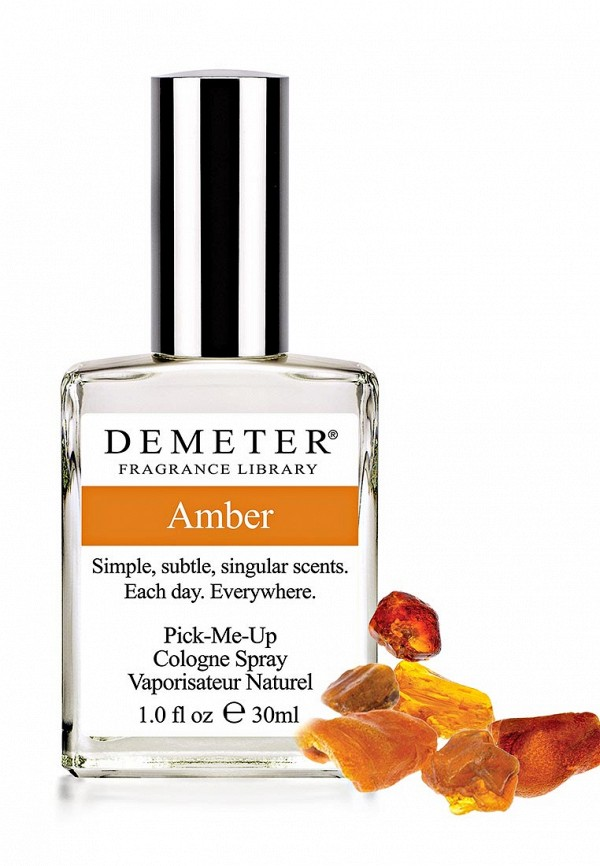 Туалетная вода Demeter Fragrance Library Янтарь (Amber) 30 мл