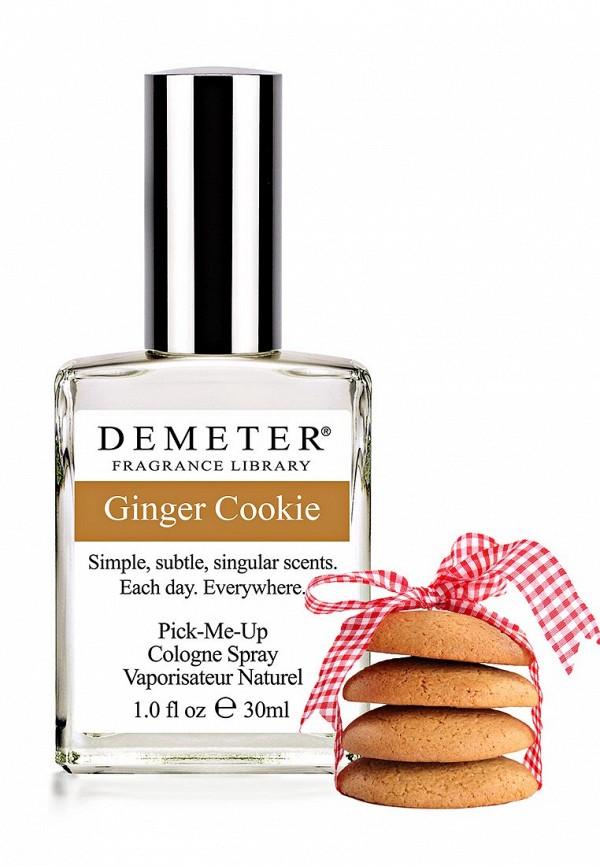 Туалетная вода Demeter Fragrance Library Имбирное печенье (ginger cookie) 30 мл