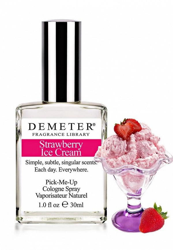 Туалетная вода Demeter Fragrance Library Клубничное мороженое (Strawberry ice cream) 30 мл