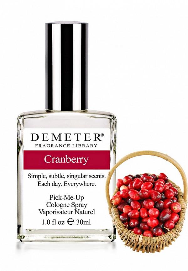 Туалетная вода Demeter Fragrance Library Клюква (Cranberry) 30 мл