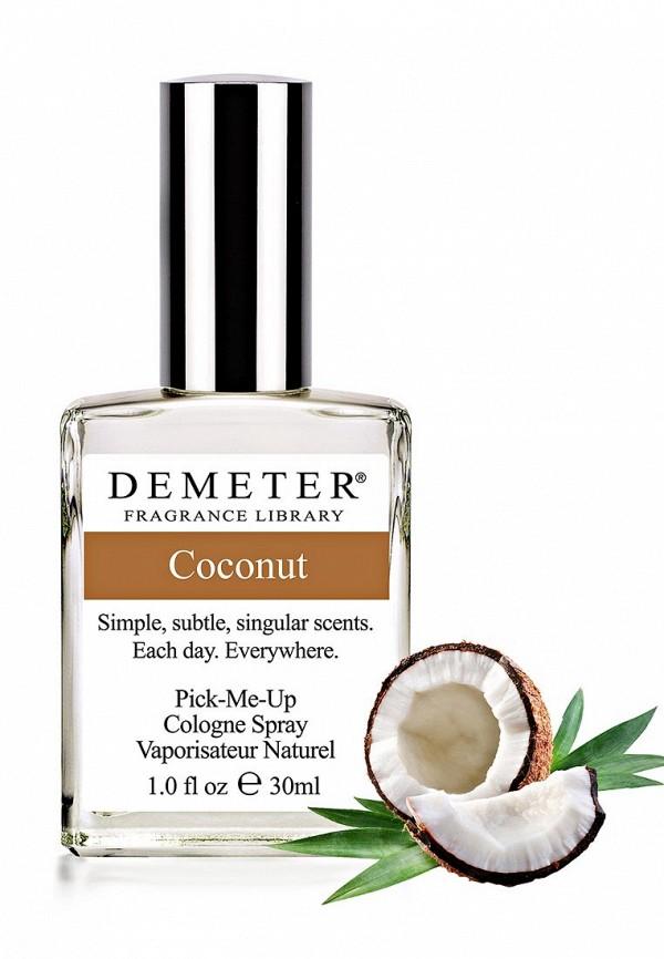 Туалетная вода Demeter Fragrance Library Кокос (Coconut) 30 мл