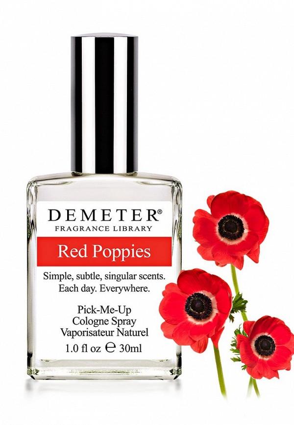 Туалетная вода Demeter Fragrance Library Красный мак (Red poppies) 30 мл