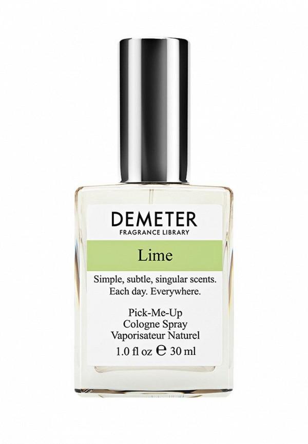 Туалетная вода Demeter Fragrance Library Лайм (Lime) 30 мл