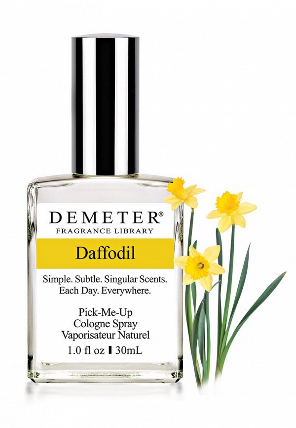 Туалетная вода Demeter Fragrance Library Нарцисс (Daffodil) 30 мл