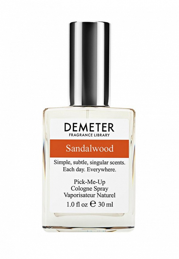 Туалетная вода Demeter Fragrance Library Сандаловое дерево (Sandalwood) 30 мл