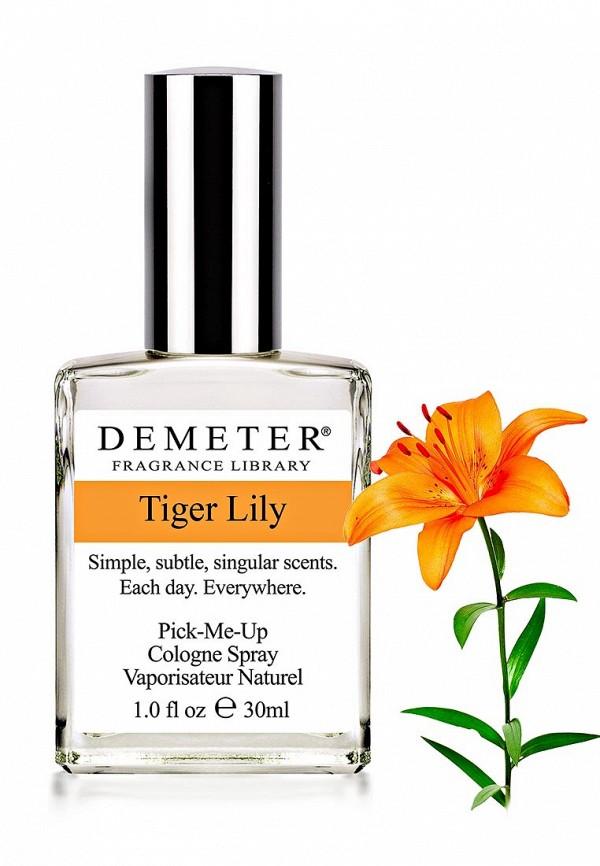Туалетная вода Demeter Fragrance Library Тигровая лилия (Tiger Lily) 30 мл