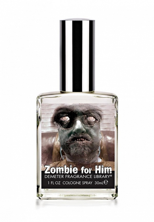 Туалетная вода Demeter Fragrance Library Он зомби (Zombie for him) 30 мл