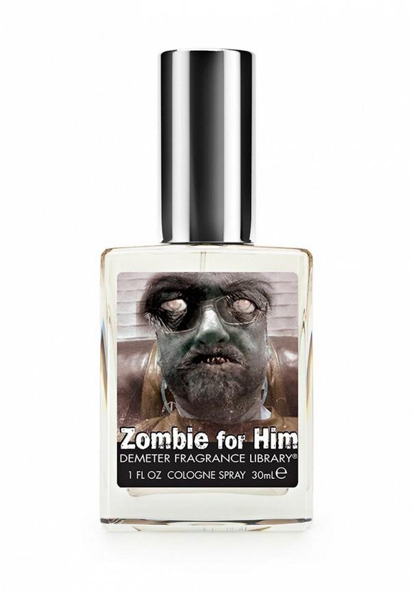 Туалетная вода Demeter Fragrance Library Он зомби (Zombie for him) 30 мл