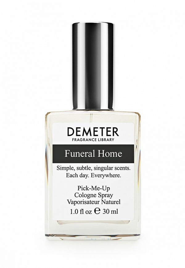 Туалетная вода Demeter Fragrance Library Похоронное бюро (Funeral home) 30 мл