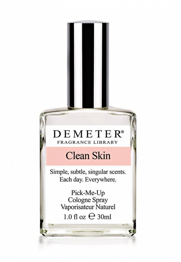 Туалетная вода Demeter Fragrance Library Чистота (Clean skin) 30 мл