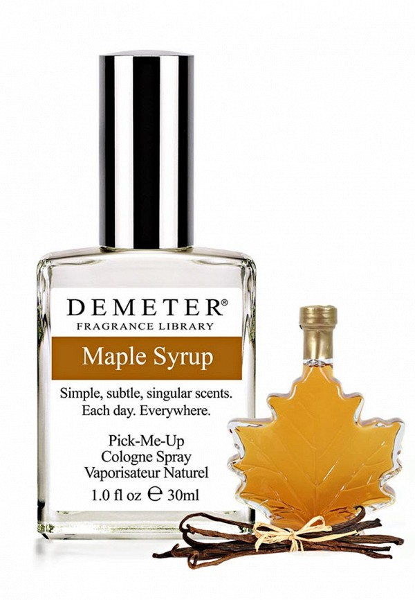 Туалетная вода Demeter Fragrance Library Кленовый сироп (Maple syrup) 30 мл