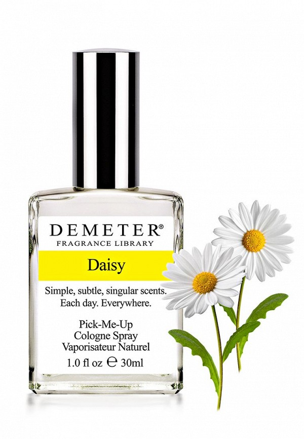 Туалетная вода Demeter Fragrance Library Маргаритка (daisy) 30 мл