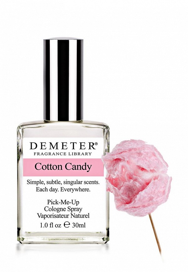 Туалетная вода Demeter Fragrance Library Сахарная вата (cotton candy) 30 мл