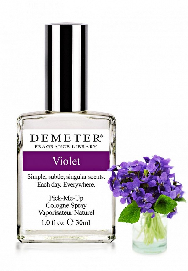 Туалетная вода Demeter Fragrance Library Фиалка (Violet) 30 мл