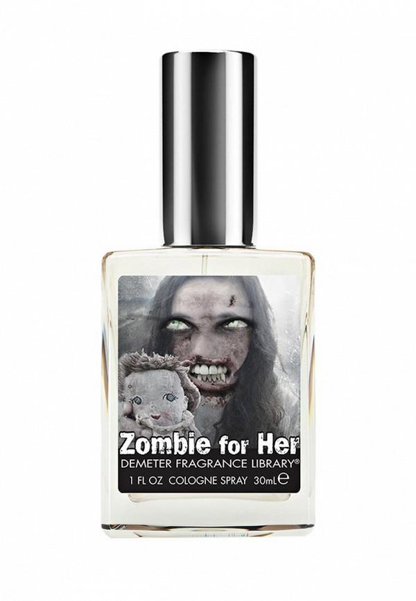 Туалетная вода Demeter Fragrance Library Она зомби (Zombie for her) 30 мл