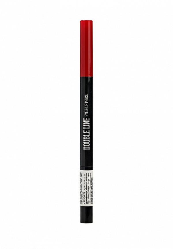 Карандаш Divage Для Глаз И Губ Автоматический Double Line EyeLip Pencil № 05