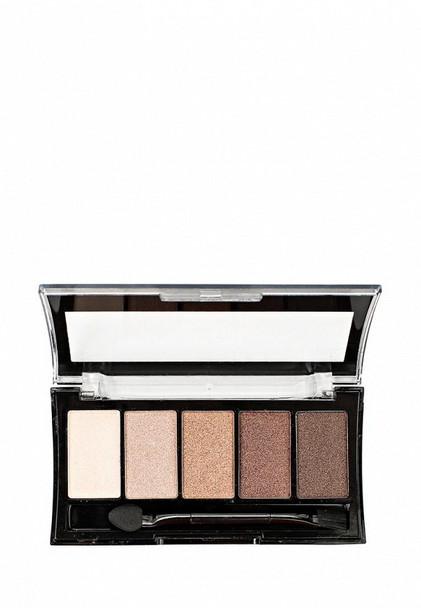 Палетка Divage Теней Для Век Palettes Eye Shadow Natural