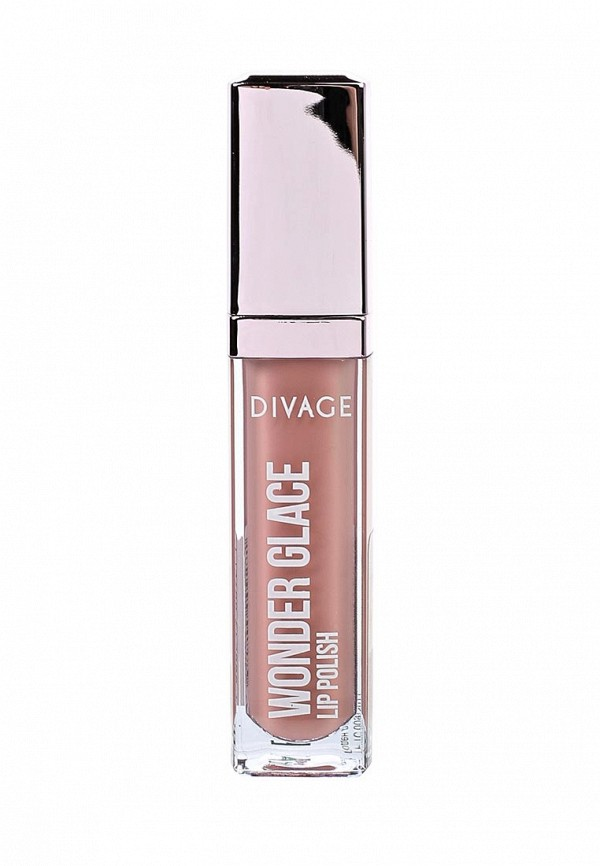 Блеск Divage для губ Lip polish Wonder Glace № 01