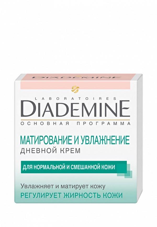 Крем Diademine Дневной матирование и увлажнение Основная программа, 50 мл