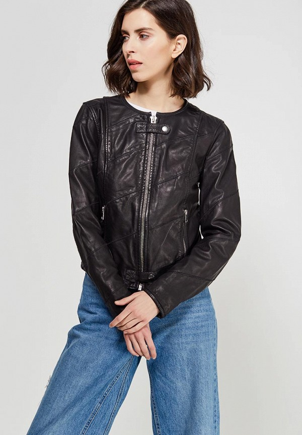 Куртка кожаная Diesel 00s9ns-0caqt