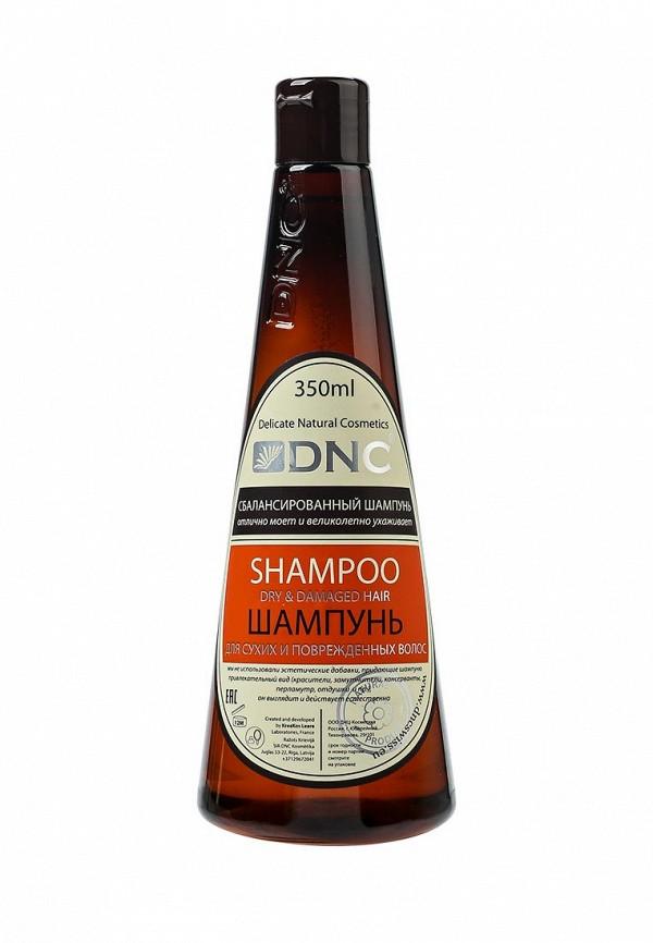Шампунь DNC для Сухих и Поврежденных Волос,  350 мл (без SLS)