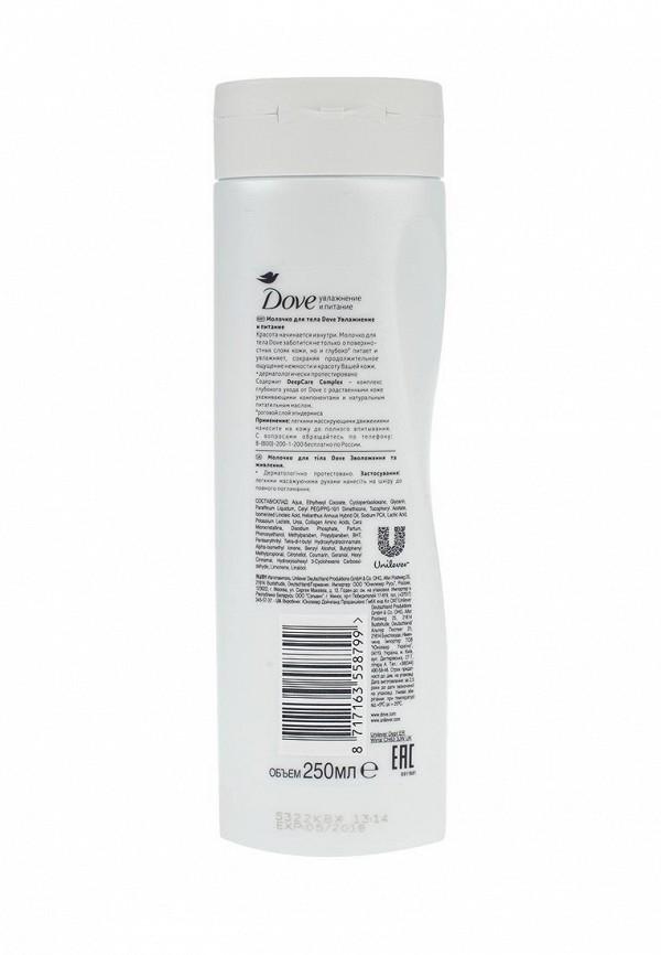 Молочко Dove для тела Увлажнение и питание 250 мл