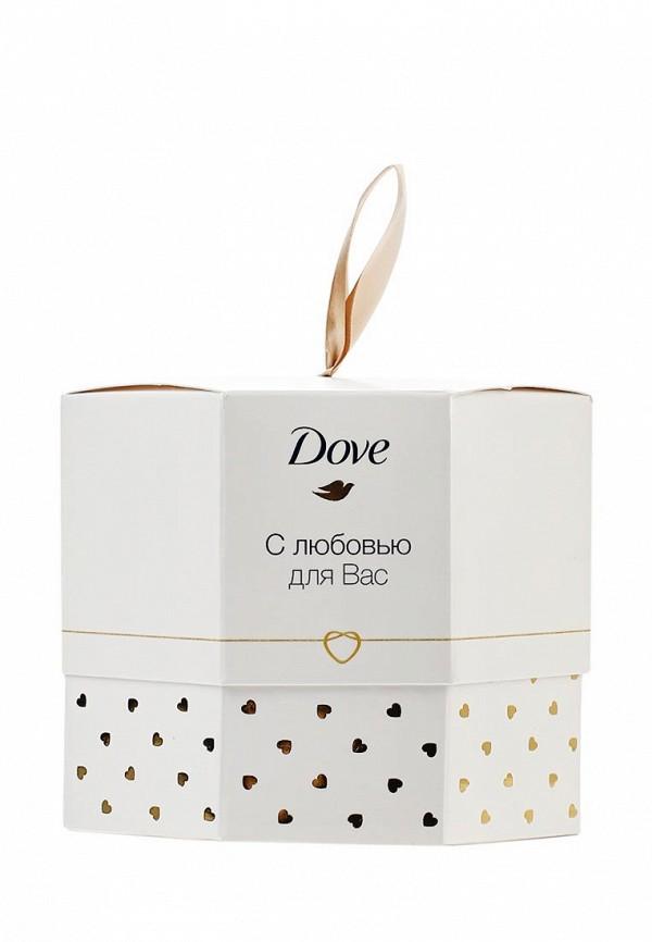 Набор Dove с любовью для Вас крем-мыло 100 гр, крем питательный 75 мл