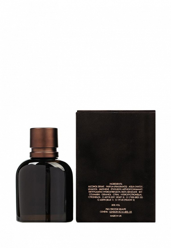Парфюмерная вода DolceGabbana Intenso Pour Homme 75 мл