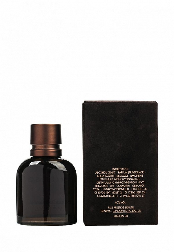 Парфюмерная вода DolceGabbana Intenso Pour Homme 40 мл