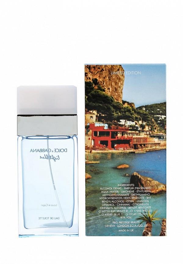 Туалетная вода DolceGabbana Light Blue Love In Capri 50 мл