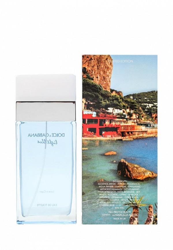 Туалетная вода DolceGabbana Light Blue Love In Capri 100 мл