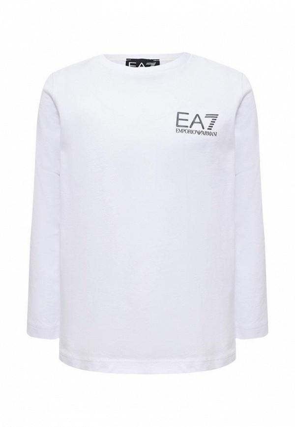 Лонгслив для мальчика EA7 3ZBT52 BJ02Z