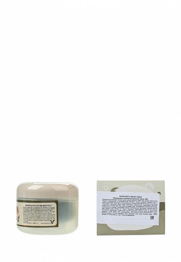 Маска для лица Elizavecca BUBBLE MASK Очищающая кислородная на основе глины, 100 мл
