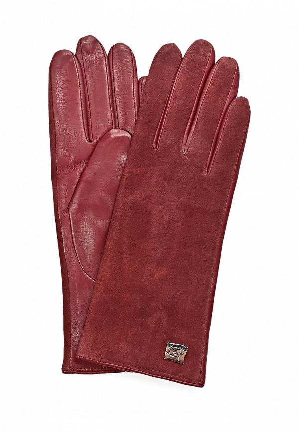 Женские перчатки Eleganzza IS992 merlot