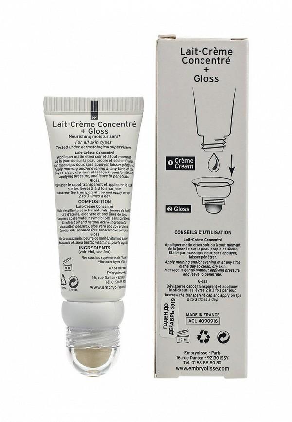 Молочко-крем Embryolisse Молочко-крем концентрат + Блеск для губ