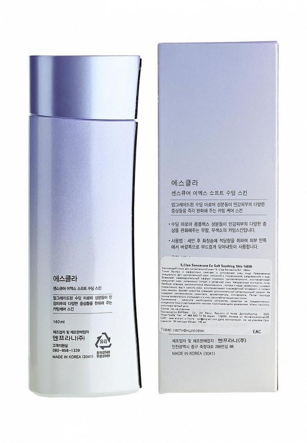 Тоник для лица Enprani Смягчающий для чувсвительной кожи S Claa Sencecure Ex 140 мл