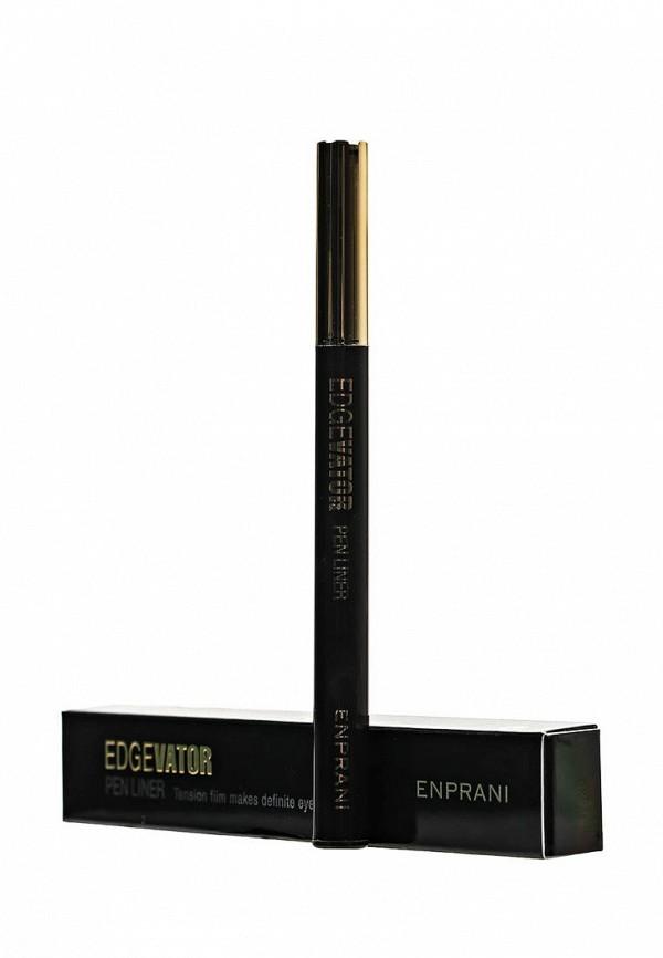 Фломастер-подводка Enprani для глаз Activator, оттенок черный, 0,6 мл
