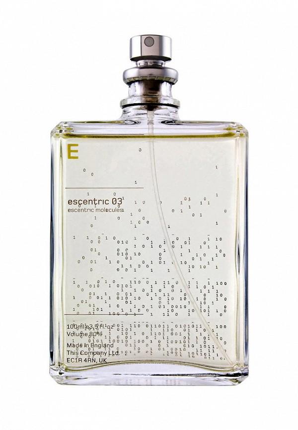 Туалетная вода Escentric Molecules ESCENTRIC 03 100 мл