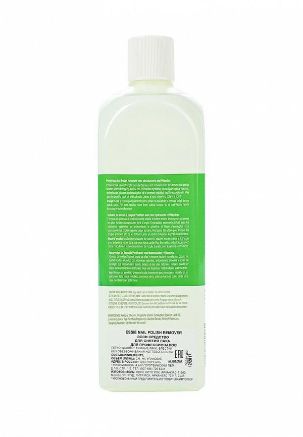 Средство Essie для снятия лака с эвкалиптовым маслом и витамином Е 470 мл