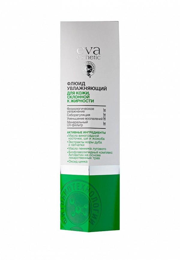 Флюид для лица Eva Esthetic для кожи склонной к жирности увлажняющий, 40 мл