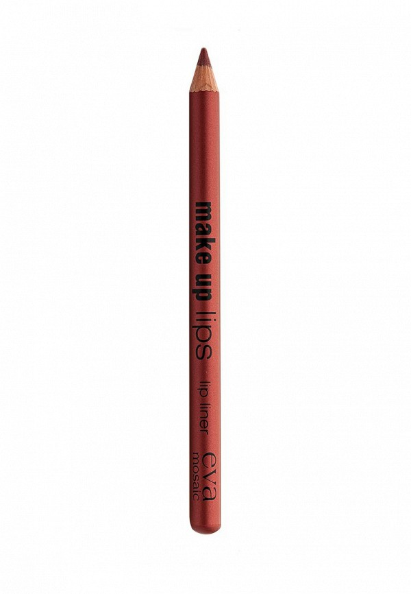 Карандаш для губ Eva Mosaic Make Up Lips, 1,1 г, Вишня
