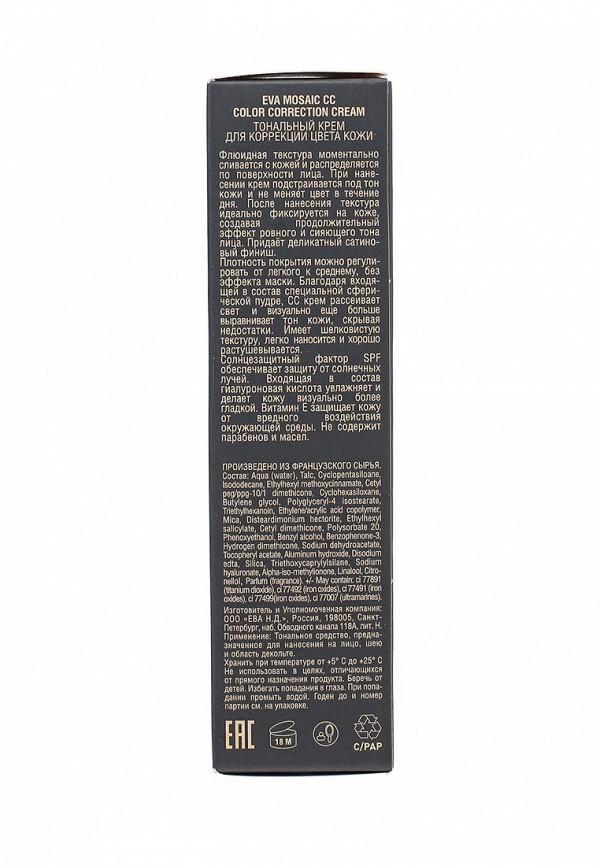 Тональное средство Eva Mosaic для коррекции цвета кожи СС Color Correction Cream, 20 мл, 01, фарфор