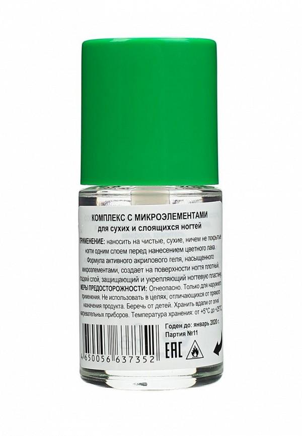 Средство по уходу за ногтями Eva Mosaic с микроэлиментами для сухих и слоящихся ногтей, 10мл