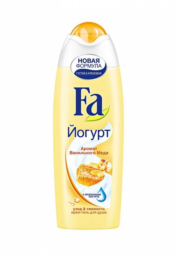 Крем-гель для душа Fa YOGHURT Ванильный мед, 250 мл
