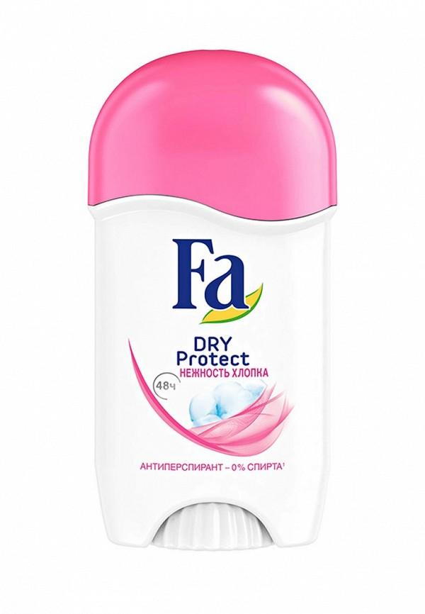 Дезодорант Fa антиперспирант стик Dry Protect Нежность хлопка, 50 мл