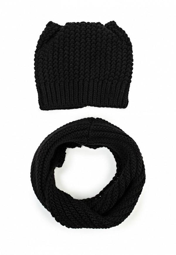 Комплект шапка и шарф Fete