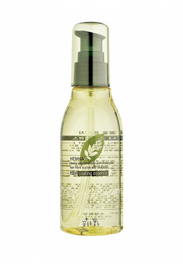 Эссенция Flor de Man Укрепляющая для укладки волос Henna 120 мл